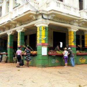 Best markets in La Habana