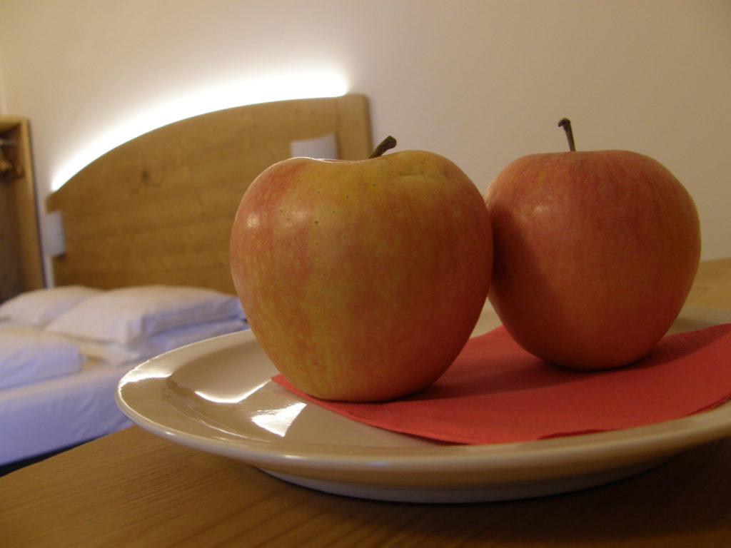 hotel room in Trento