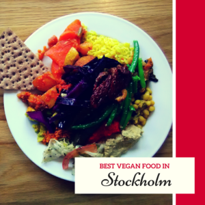 vegan food in stockholm