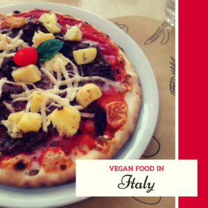 vegan food in italy