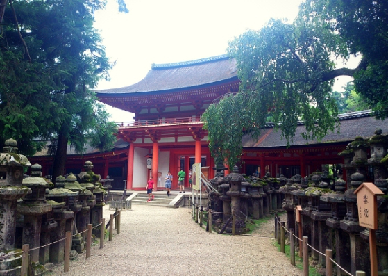 Kasugataisha Shrine