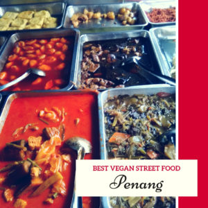 vegan food in Penang