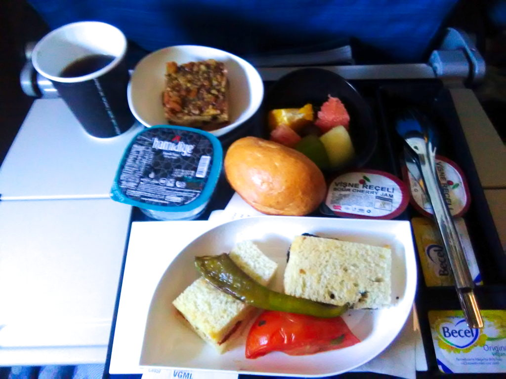 snack on turkish airlines