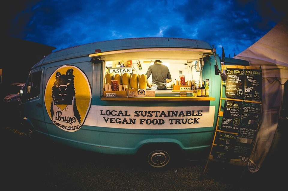 vegan food trucks