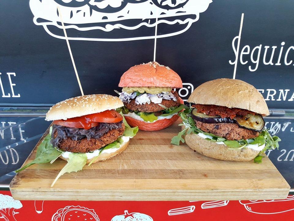 vegan food trucks